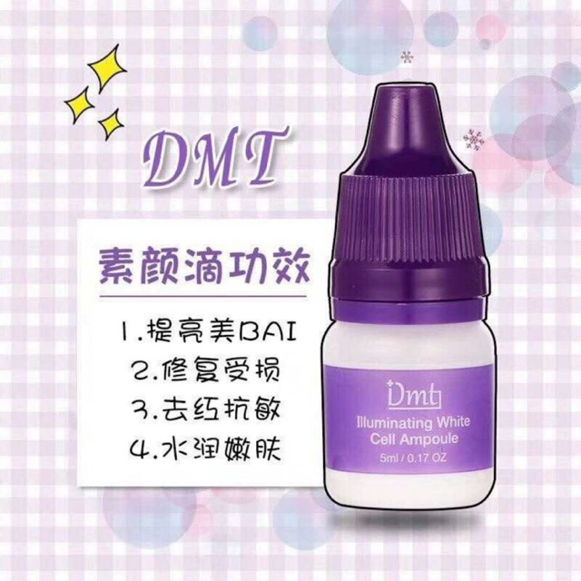 Image result for DMT 素颜滴