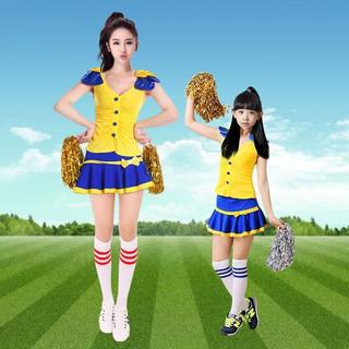 5d9751be Children's Day Girls Group Aerobics Youth Dance Performance Costumes  Cheerleadi | Shopee Malaysia