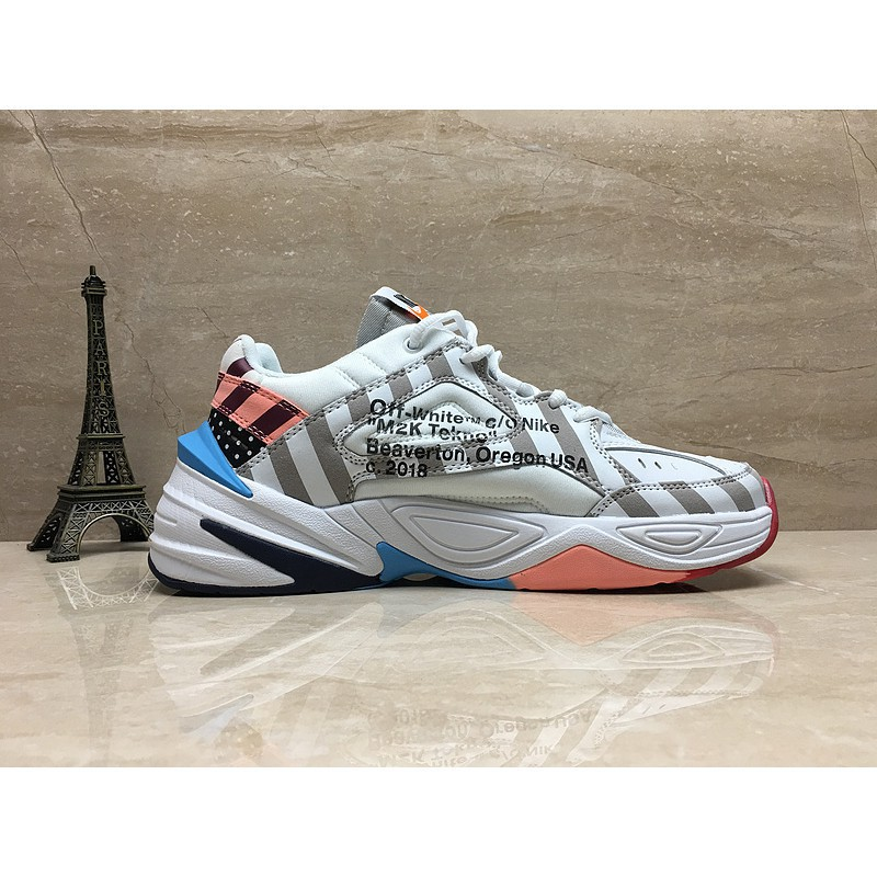Old Shoes The Name Tekno Retro White No60 Air Off Item M2k Monarch Joint Nike thoQsrxCdB