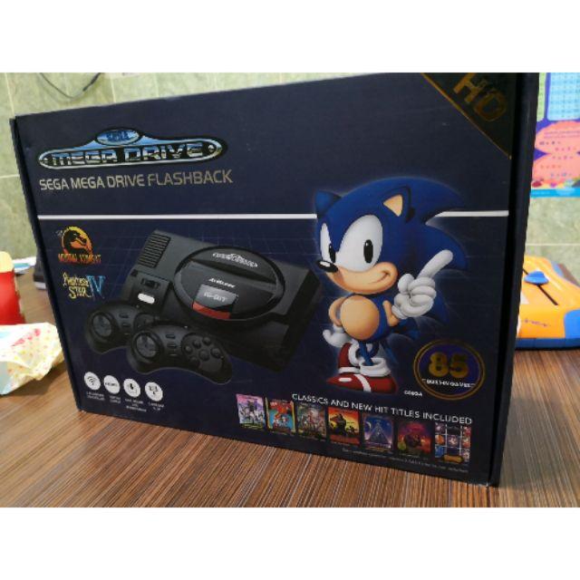 Retro Game Sega Mega Drive Flashback Wireless
