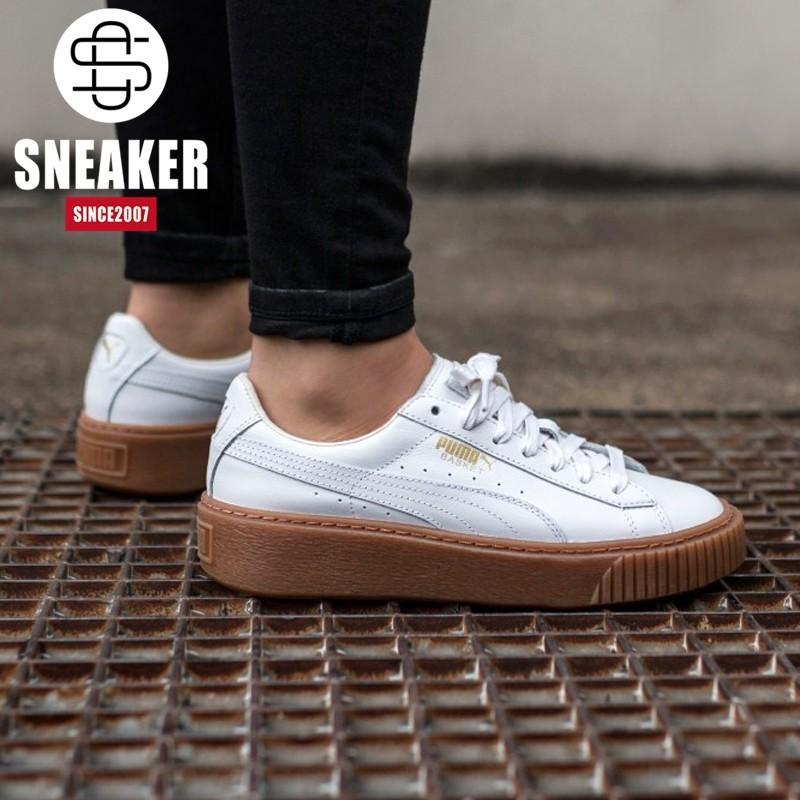 size 40 532d6 41e6f (VIP) original Puma Rihanna flats sports shoes woman shoes