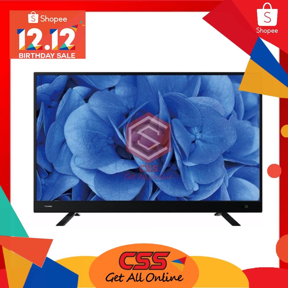 "Toshiba Full HD LED TV 40"" 40L3750VM + Free Gift"