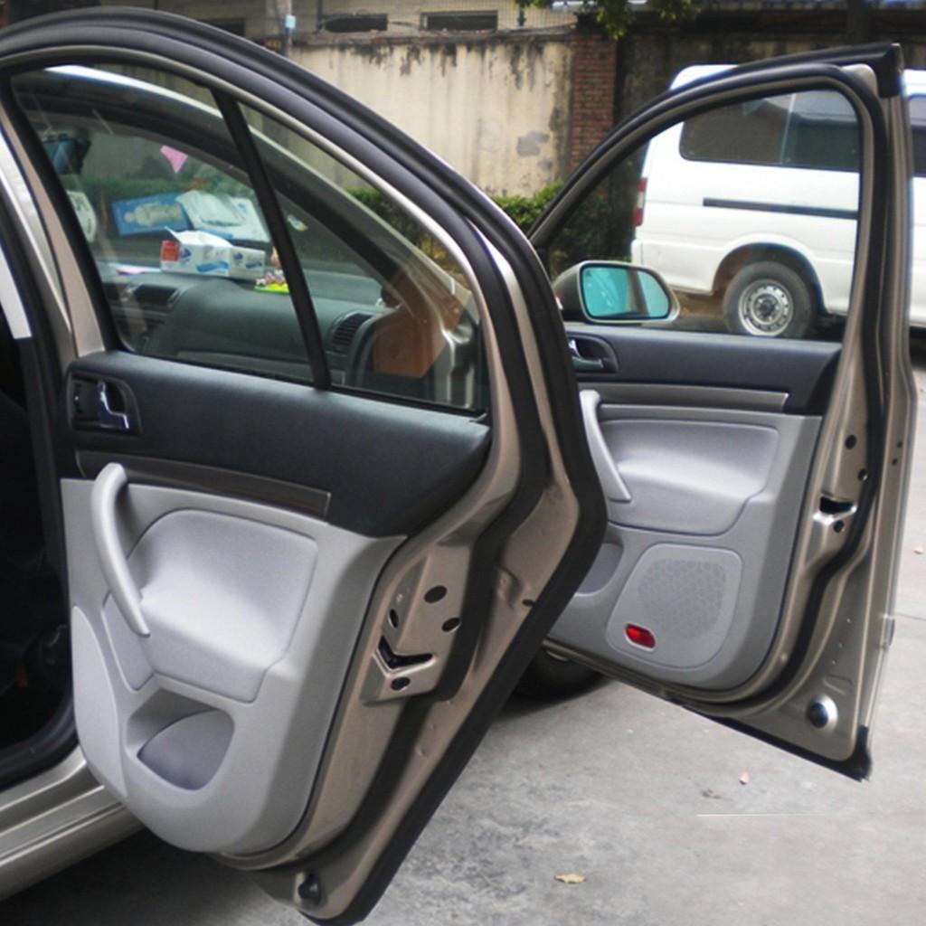 """4M 160/"""" Z-shape Window Door Rubber Seal Weather Strip Hollow Car Weatherstrip"""