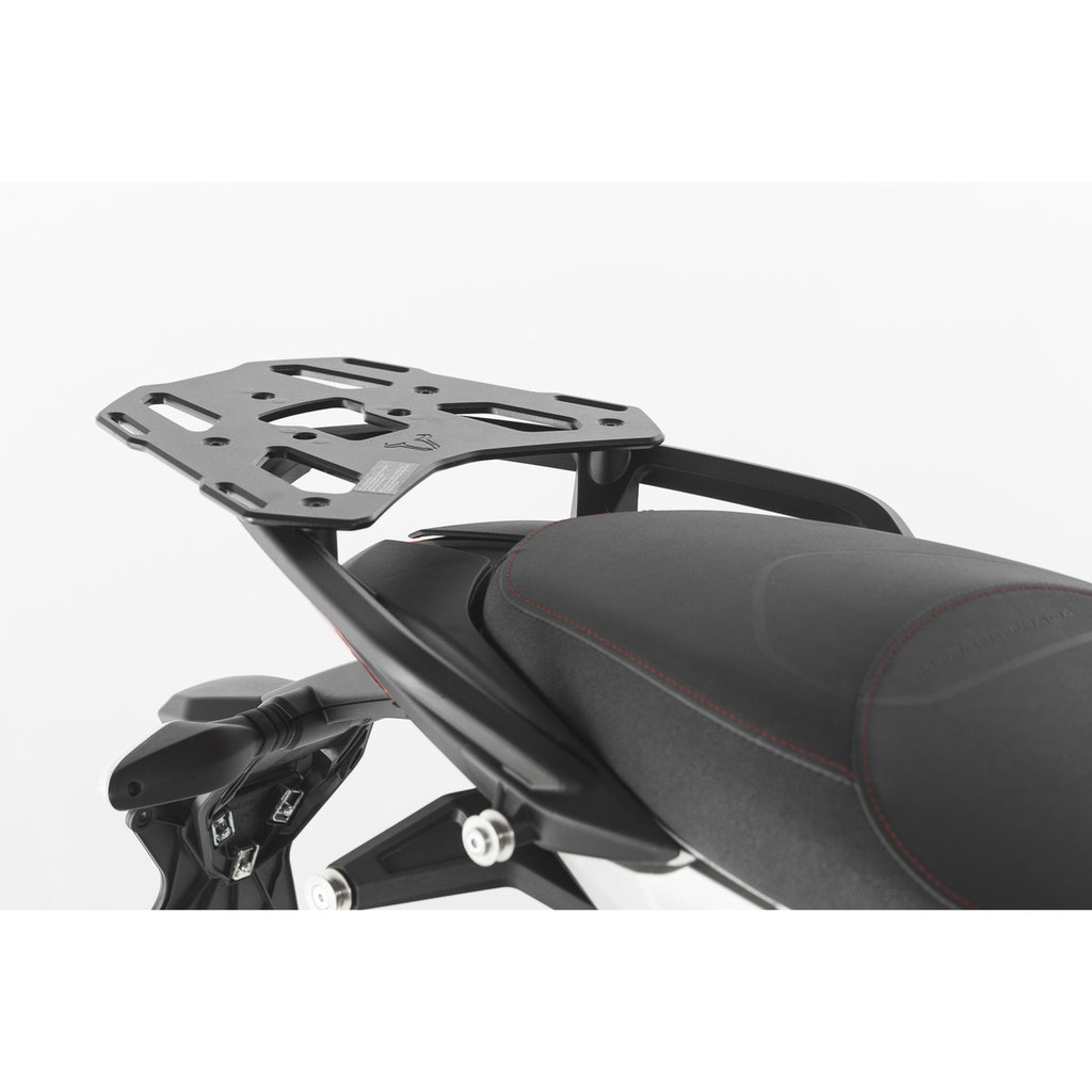 Luggage rack Ducati Multistrada 1200// S 10-14 black