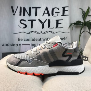 quality design 52e26 dcea8 Adidas Nite Jogger Boost Running Shoes Sport Sneakers Breathable For Men  Women   Shopee Malaysia