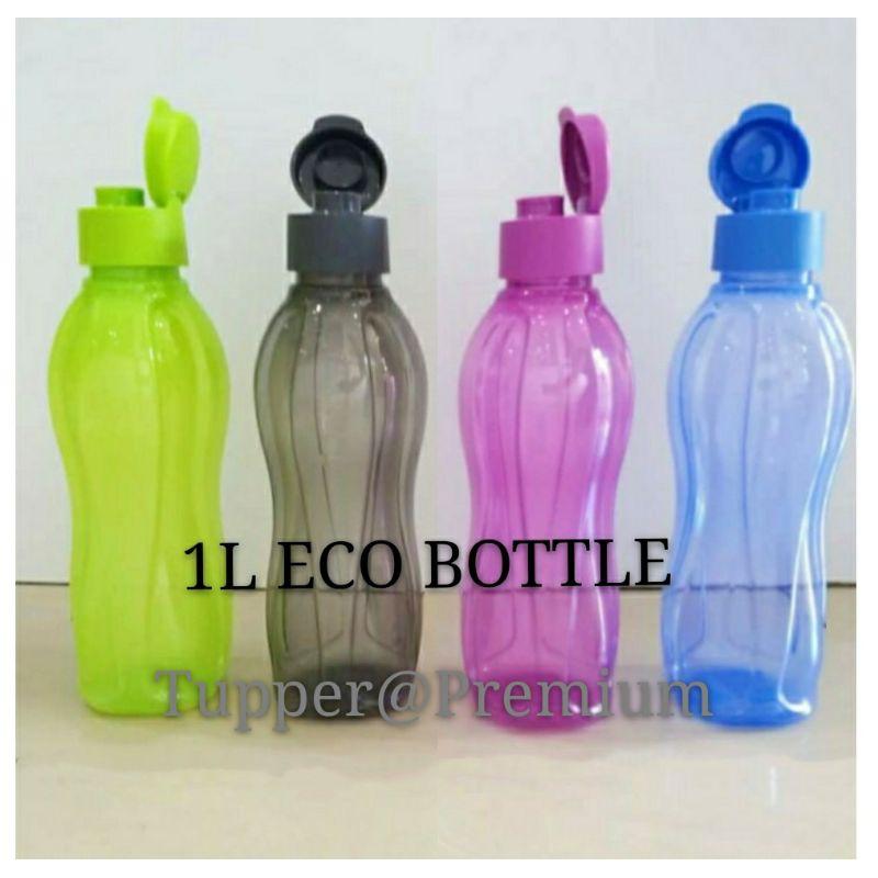 (Ready Stock) Tupperware Eco Bottle Flip Top 1L