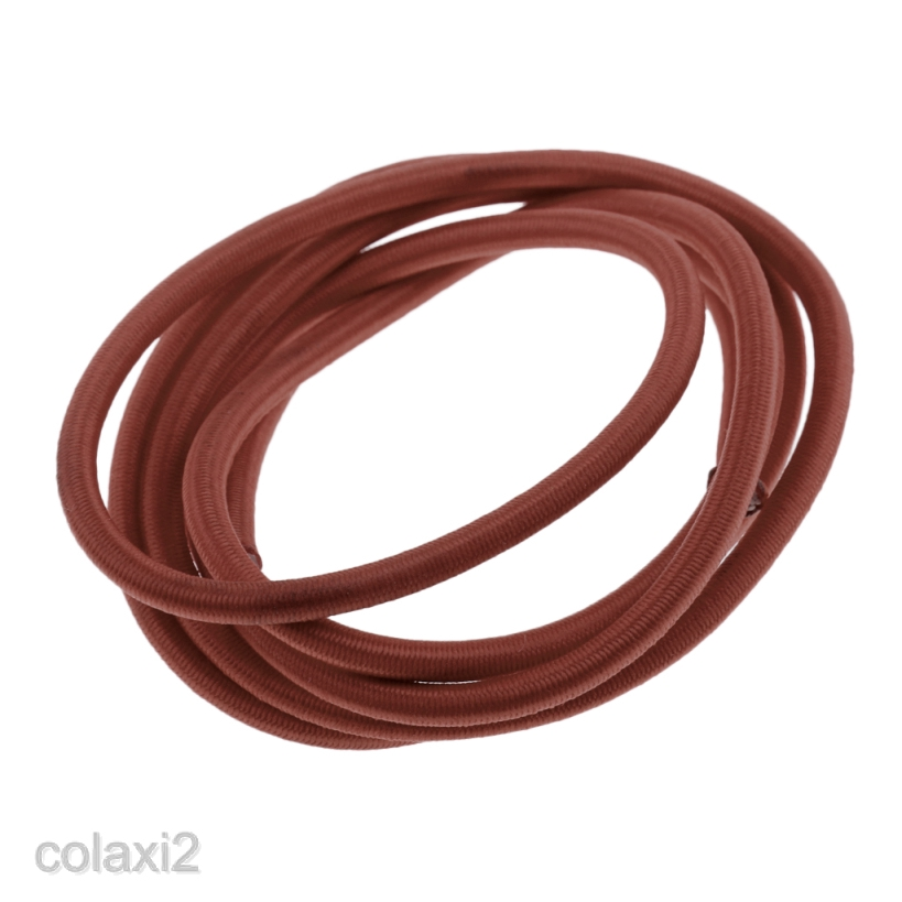 Details about  /Heavy Duty Strong Round Elastic Bungee Rope Shock Cord Tie Down 6mm 2 Meters