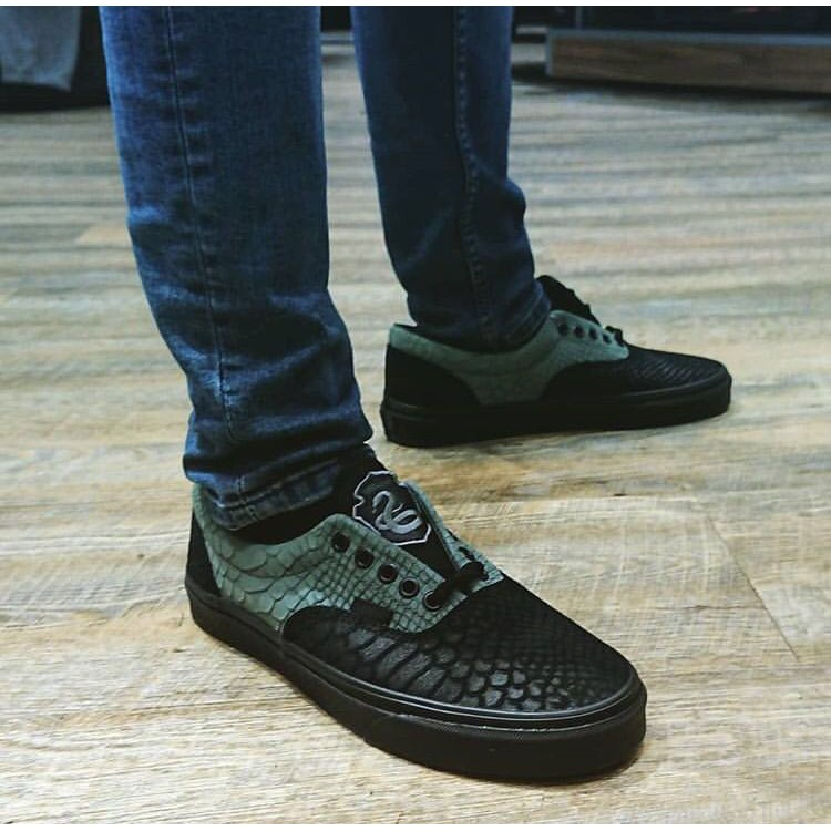 vans harry potter slytherin
