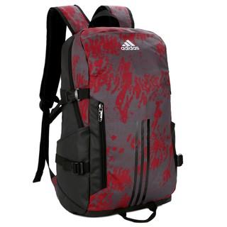 Adidas camouflage travel spots backpack large  Casual school bag waterproof