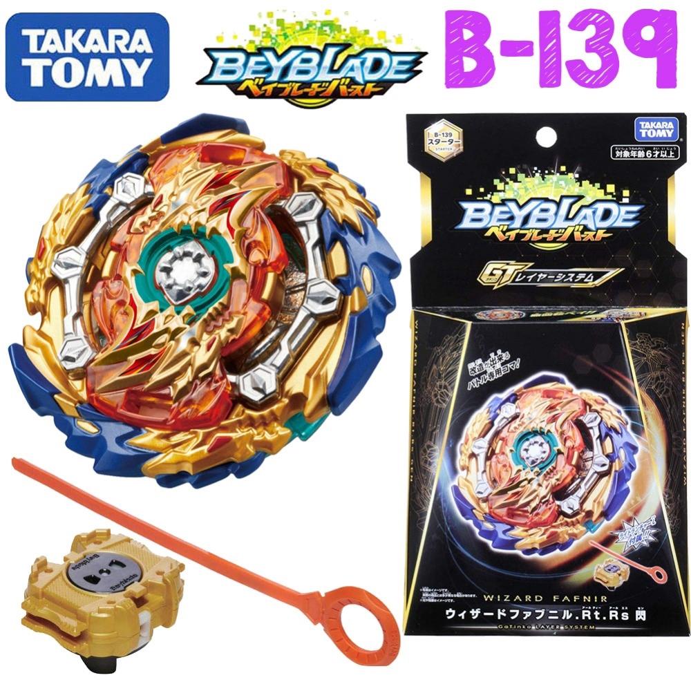 RS Young toys Beyblade Burst B-139 Wizard Fafnir RT