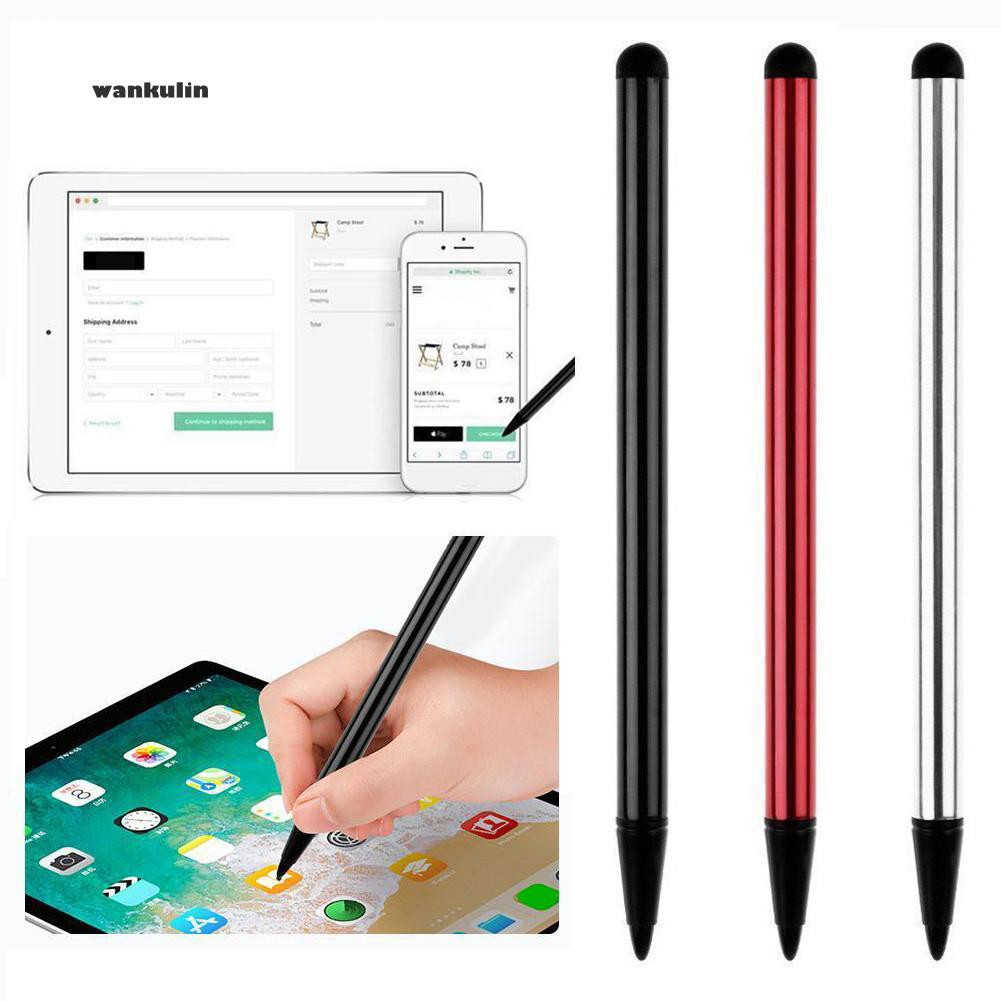 outlet store c9bb9 9294f ★WA Sensitive Capacitive Phone Touch Screen Stylus Pen for Apple iPhone 6S  iPad
