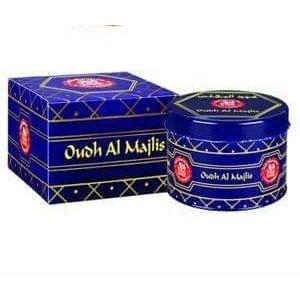 Bakhoor Bukhoor oudh Al Majlis 50 gram