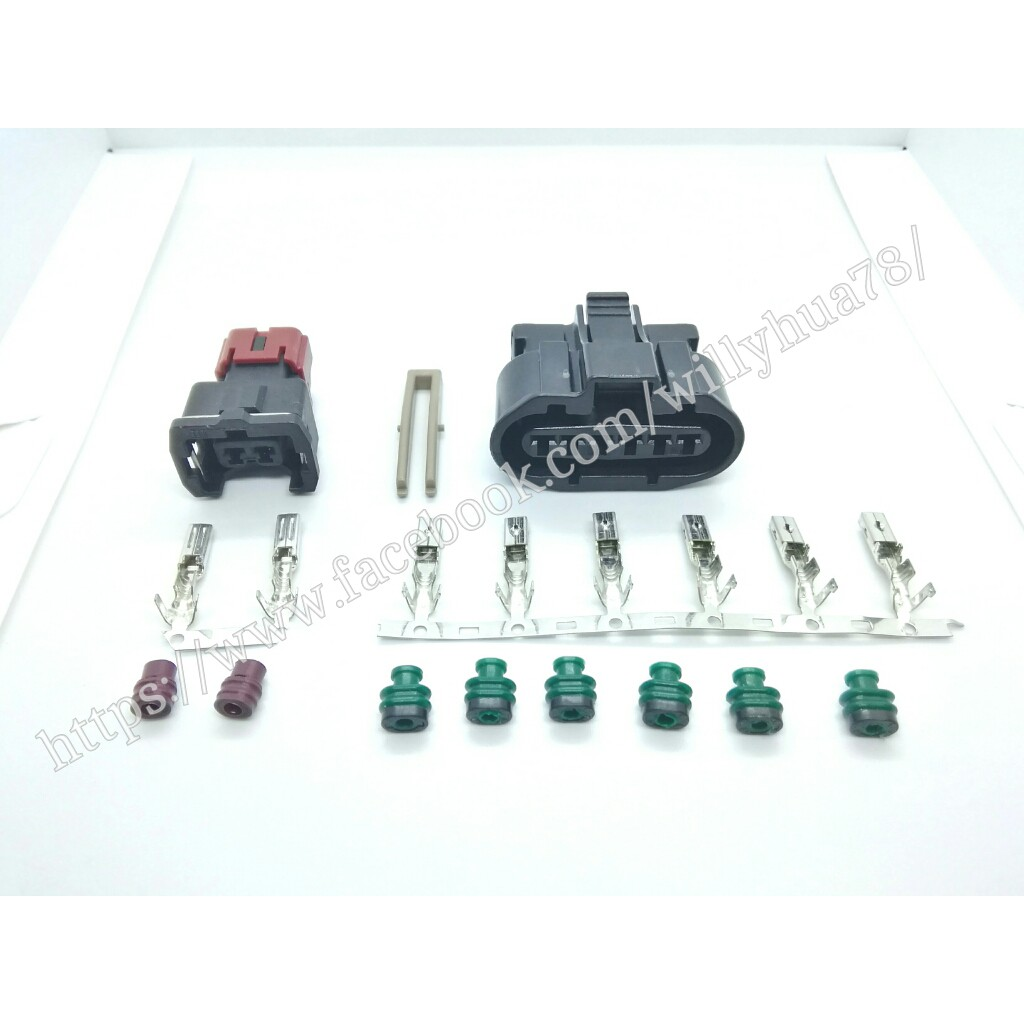 Proton Wira Satria Distributor Socket For Mmc Sohc 6 Pin Shopee Malaysia