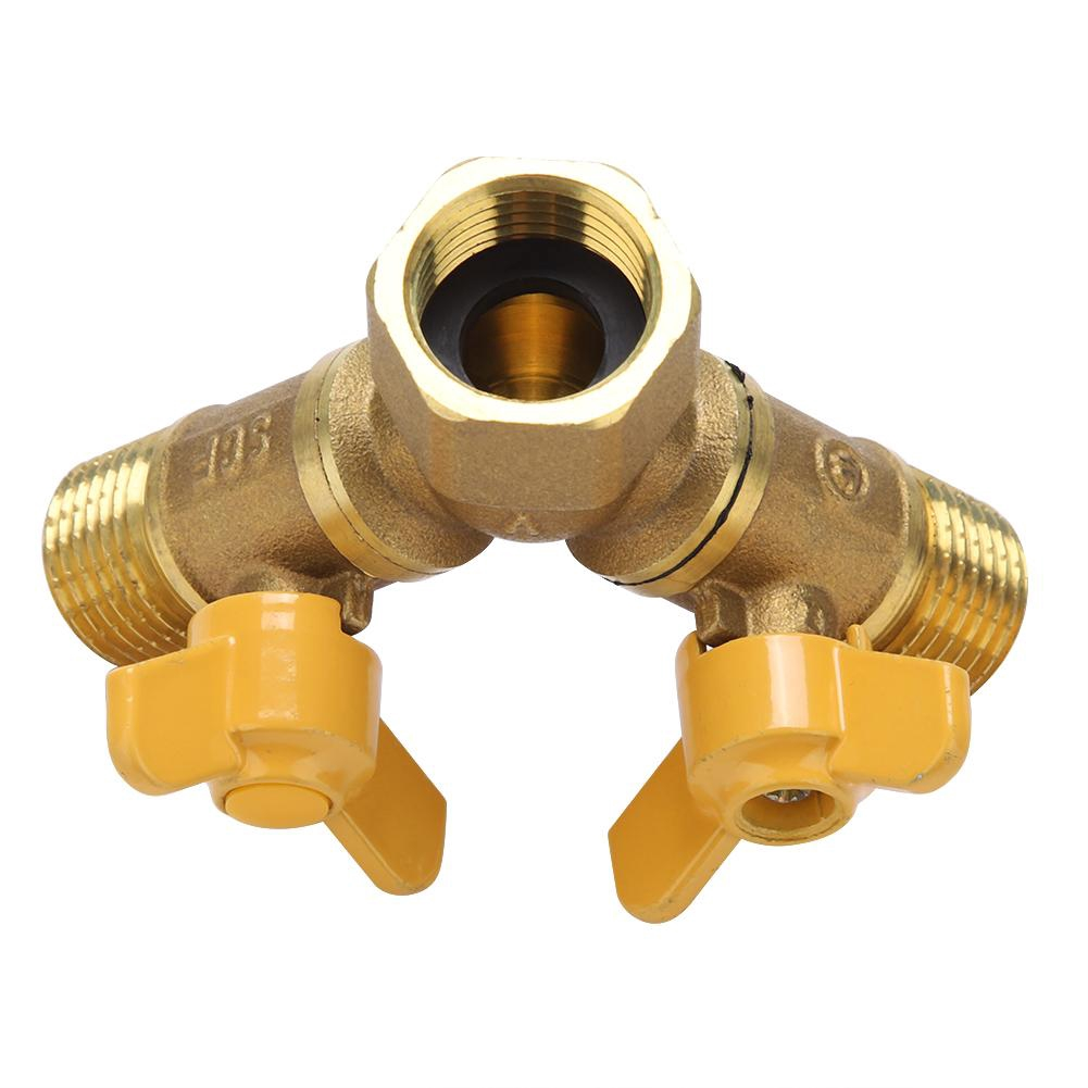 Jeffergarden 5pcs G1//2 ABS Hose Connector Garden Irrigation Watering Tube Joint for PVC Water Pipe