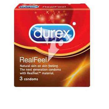 Durex Pleasuremax + Real Feel + Together Easy On 3's