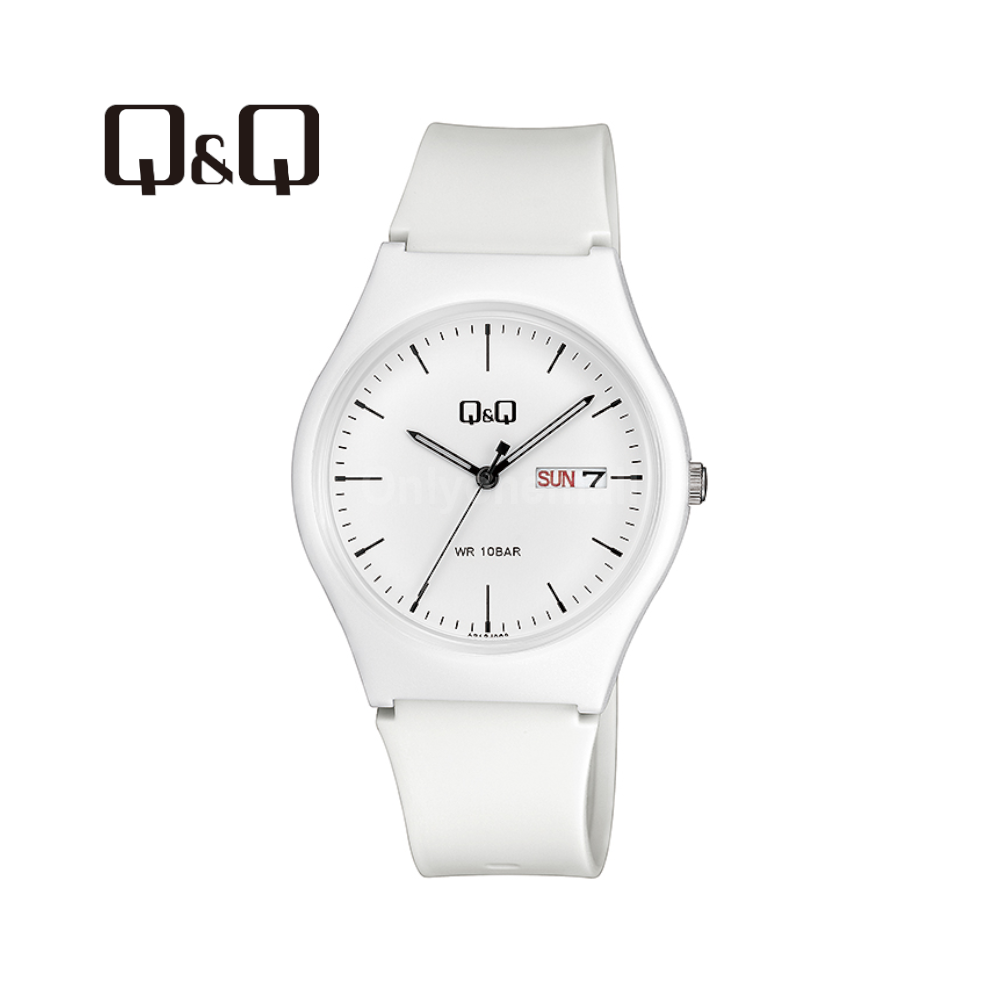 Q&Q A212J002Y 38mm Casual Analogue Watch
