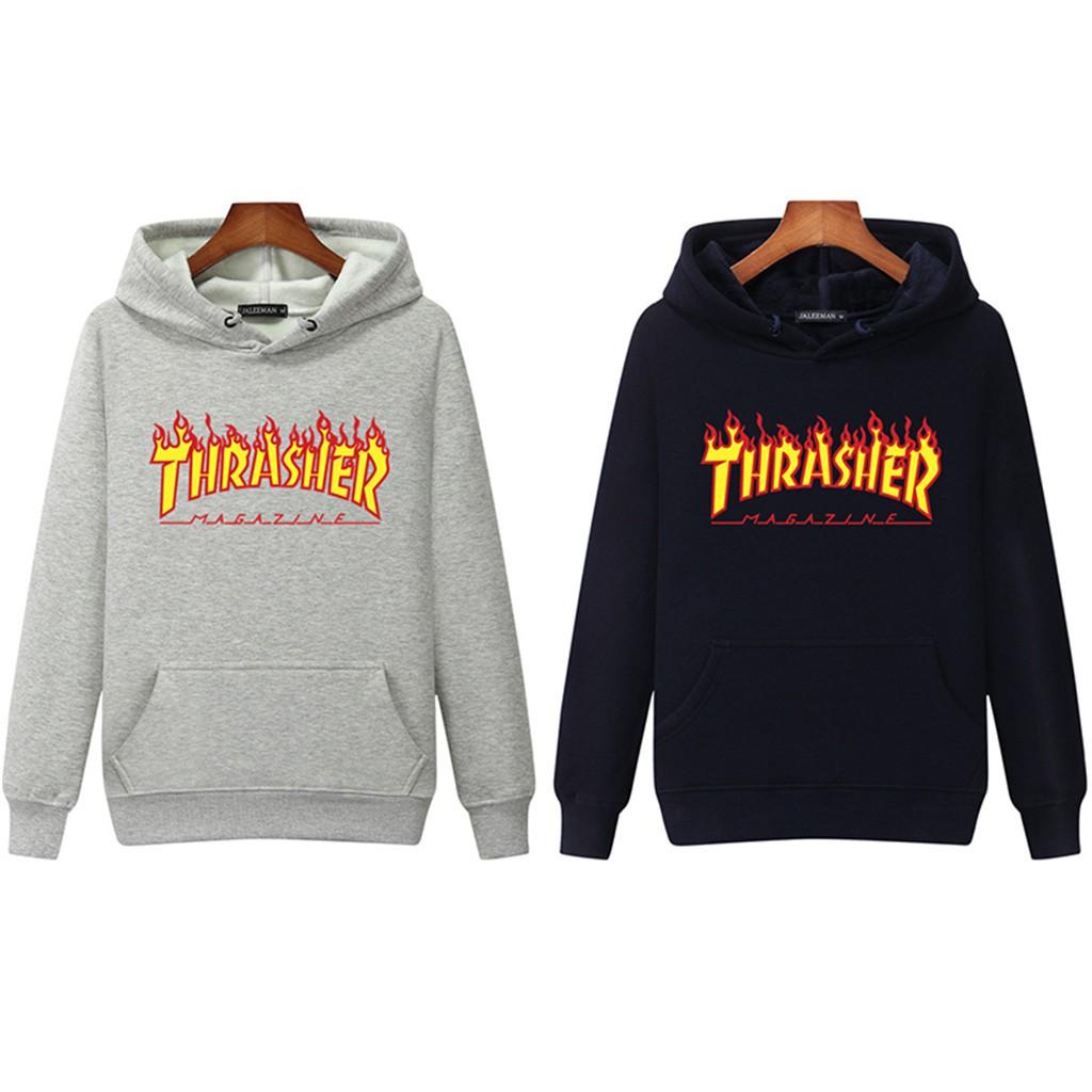 NASA Hoodies Pullover Men Casual Sweaters Hip-hop Skateboard Sports Sweatshirts