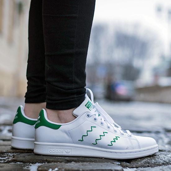 Adidas Stan Smith Zig-Zag