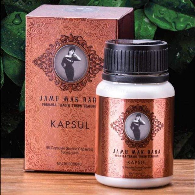 JAMU MAK DARA new packaging