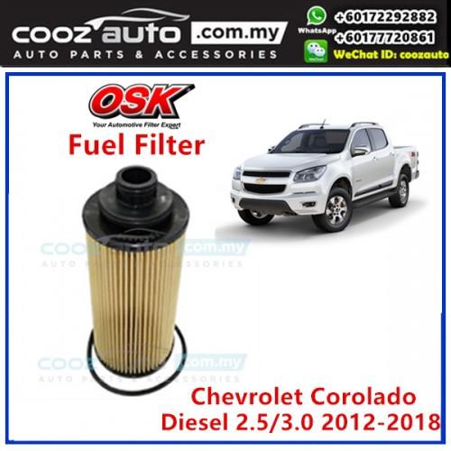2012 Ford Diesel Fuel Filter - Wiring Schematics