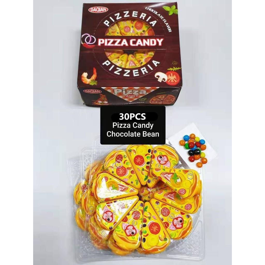 PIZZERIA PIZZA CANDY 30PCS