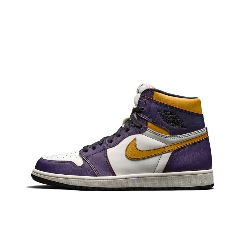 magasin d'usine 51b84 33a37 air jordan 1x nike court purple gold lake man scratch music male cd