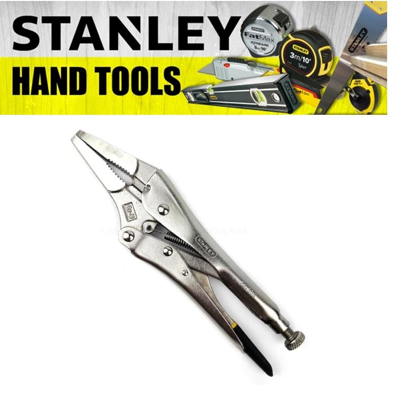 STANLEY LOCKING PILERS 84-396 LONG NOSE 165 METER