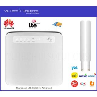 New Huawei E5186 4G CAT6 LTE 300M Home Office Wireless Modem