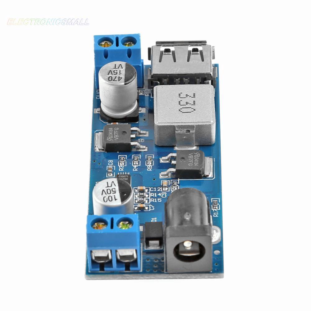 24V 12V To 5V 5A Power Module DC-DC Step-Down Power Supply Converter Module