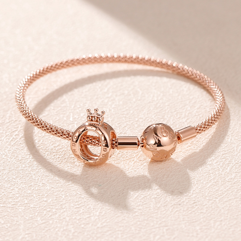 pandora bracelet rose