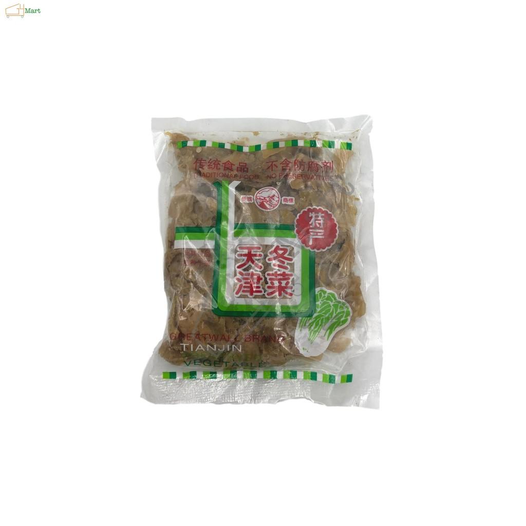 Greatwall Brand TianJin Preserved Vegetable 100G 长城商标天津冬菜
