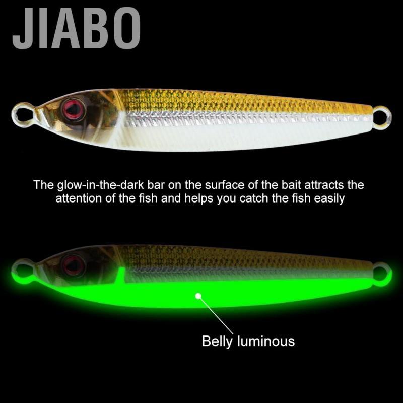 10 x Glow in the Dark Sinking Imitation Maggots