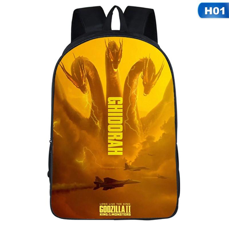Godzilla Kids 1998 Movie Backpack New In Bag
