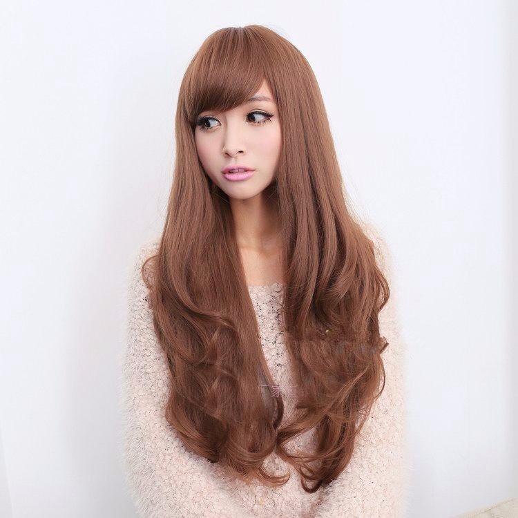 READY STOCK air bang korean bang short hair wig KR1 antishine ... c57cf9e0a0