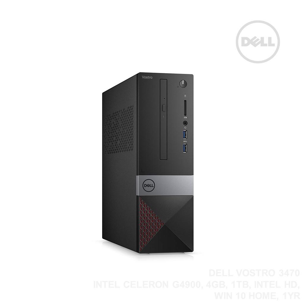 Dell Vostro 3470 (Intel Celeron G4900/4GB/1TB/Inted HD/Win10)