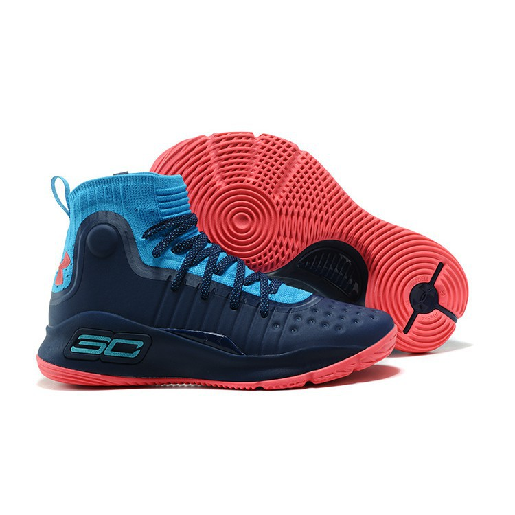 5c8cc2cf62a Under Armour Curry 4 Curry 4th generation basketball shoes h ...