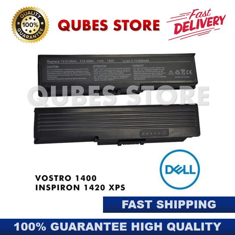 Dell Vostro 1400 Inspiron 1420 XPS WW116 FT092 FT095 PP26L Laptop Battery