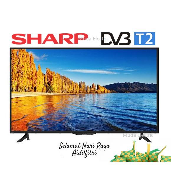 SHARP LED TV WITH T2 DIGITAL (LC50SA5200)