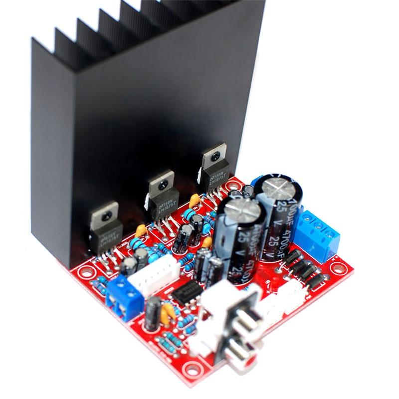 LM1875 super bass 2 1 subwoofer amplifier board three-channel Speaker Audio