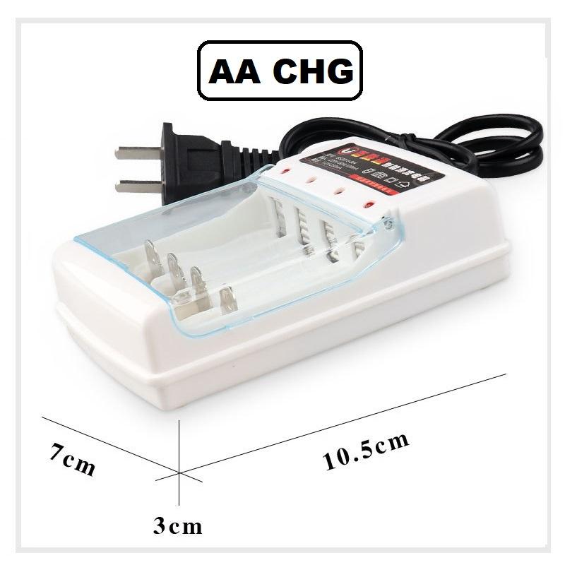[ READY STOCK ]  Usb Battery Charger Light Safety Wear Resistance AA AAA Rechargeable Battery Jualan Murah Pengecas Toy