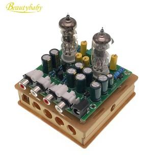 ☀☀hot3c☀☀ 6J1 tube preamp amplifier board Pre-amp Headphone amp