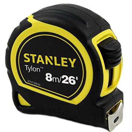 Stanley Tylon Measuring Tape 5m/8m