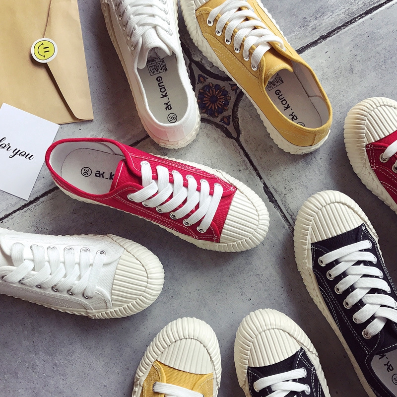 Small Oranges Canvas Shoes Men Breathable Casual Shoes Men Shoes Loafers Soft Comfortable Outdoor Flat Lazy Shoes