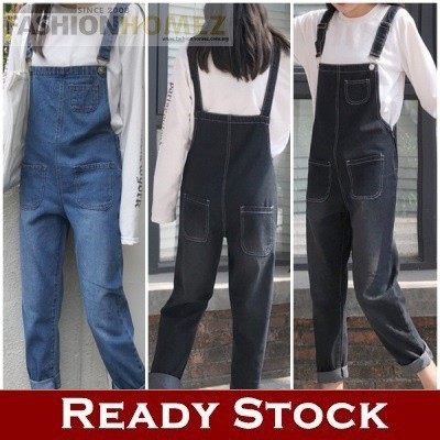 259696bfdf6 denim jumpsuit - Playsuits   Jumpsuits Prices and Promotions - Women s  Clothing Feb 2019