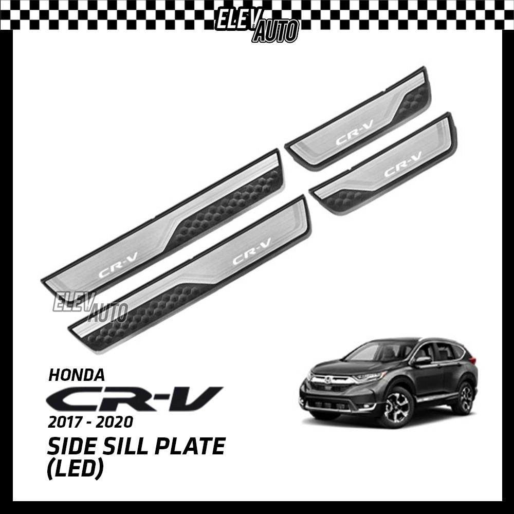 Honda CR-V CRV 2017-2021 LED Door Side Sill Step Plate