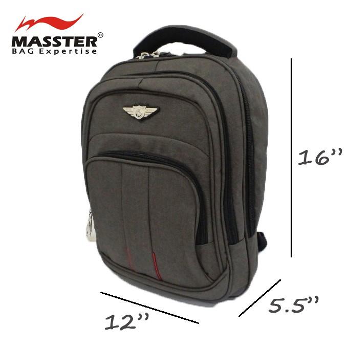 Masster Business Laptop Backpack Bag 55176LB