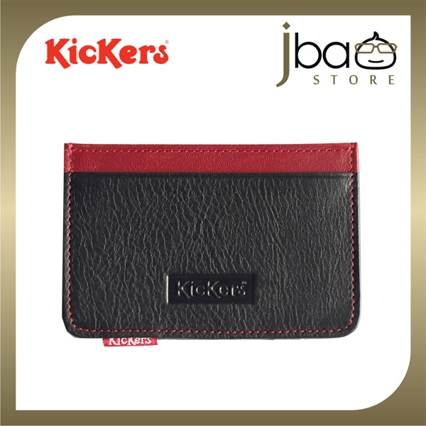 Kickers KIC88403 Leather Credit Access T&G Card Holder