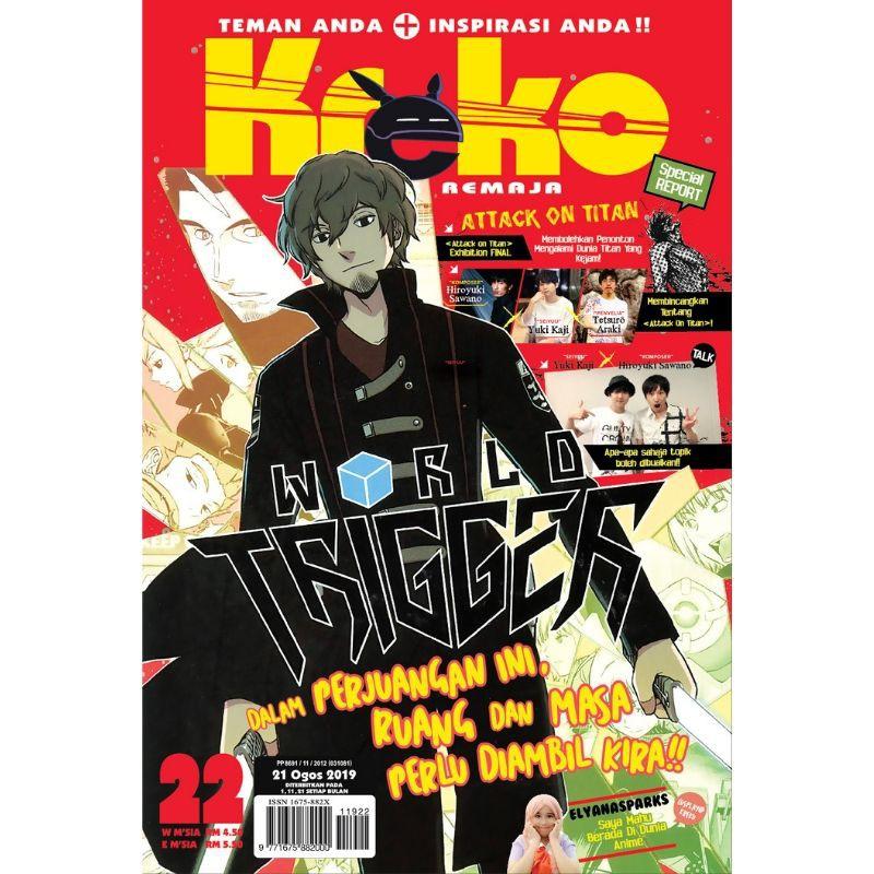 Komik Kreko Issue 22 2019
