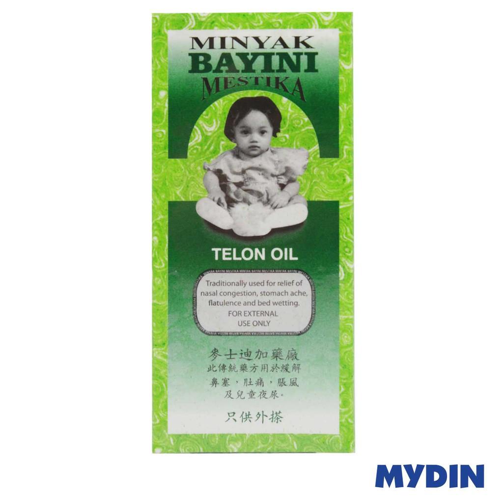 Minyak Bayini Mestika - Minyak Telon (30ml)