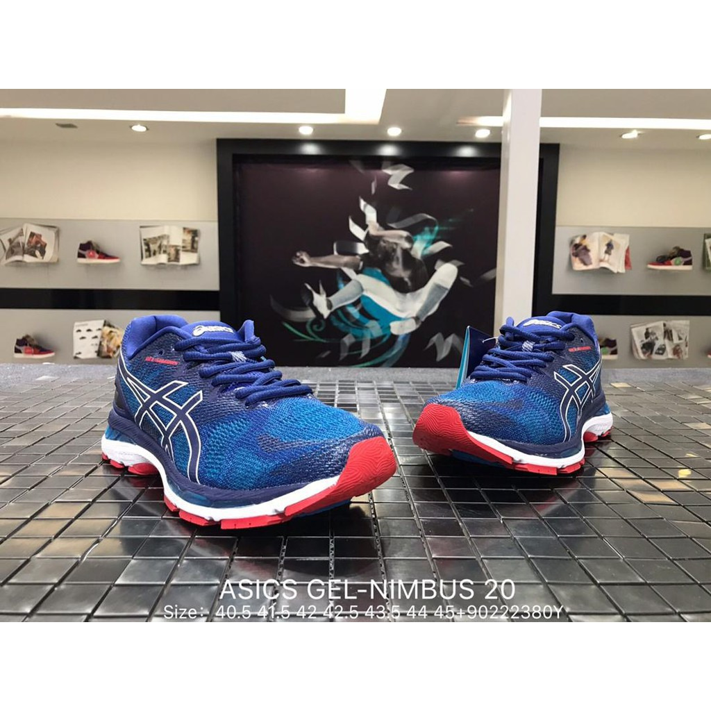 online hier schöner Stil begrenzter Verkauf original ASICS GEL-NIMBUS 20 sports shoes running shoes men shoes